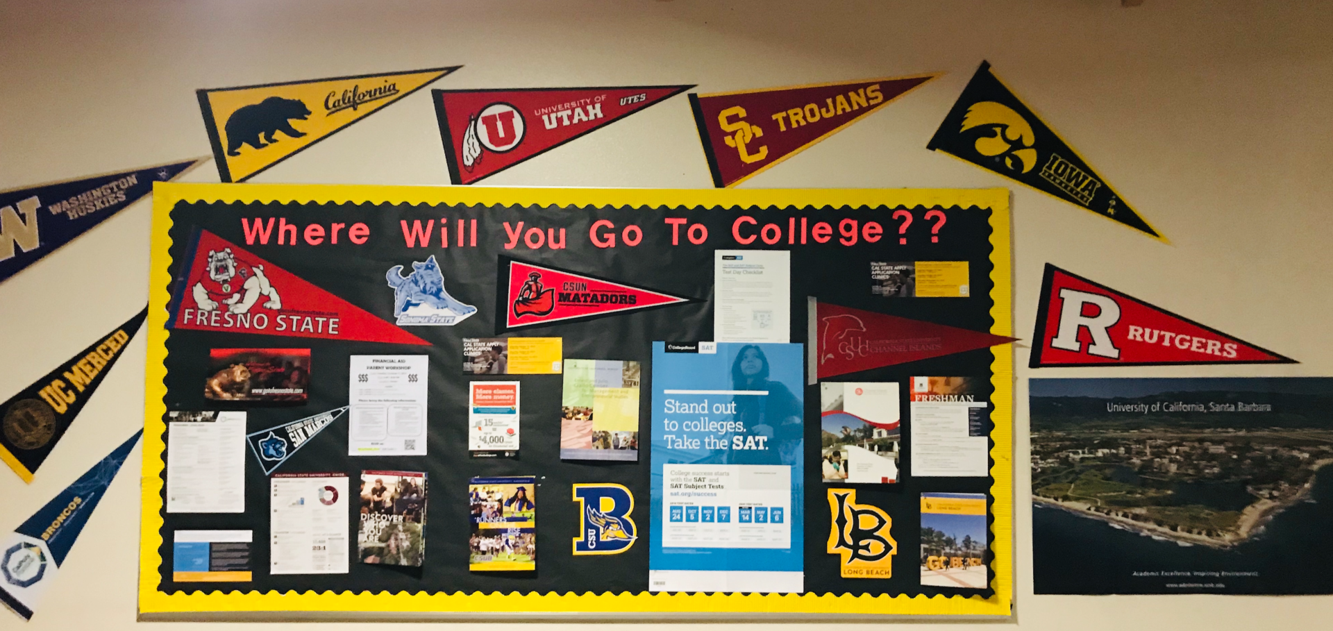 Where will you go to College?