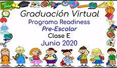 Readiness Class E Graduates
