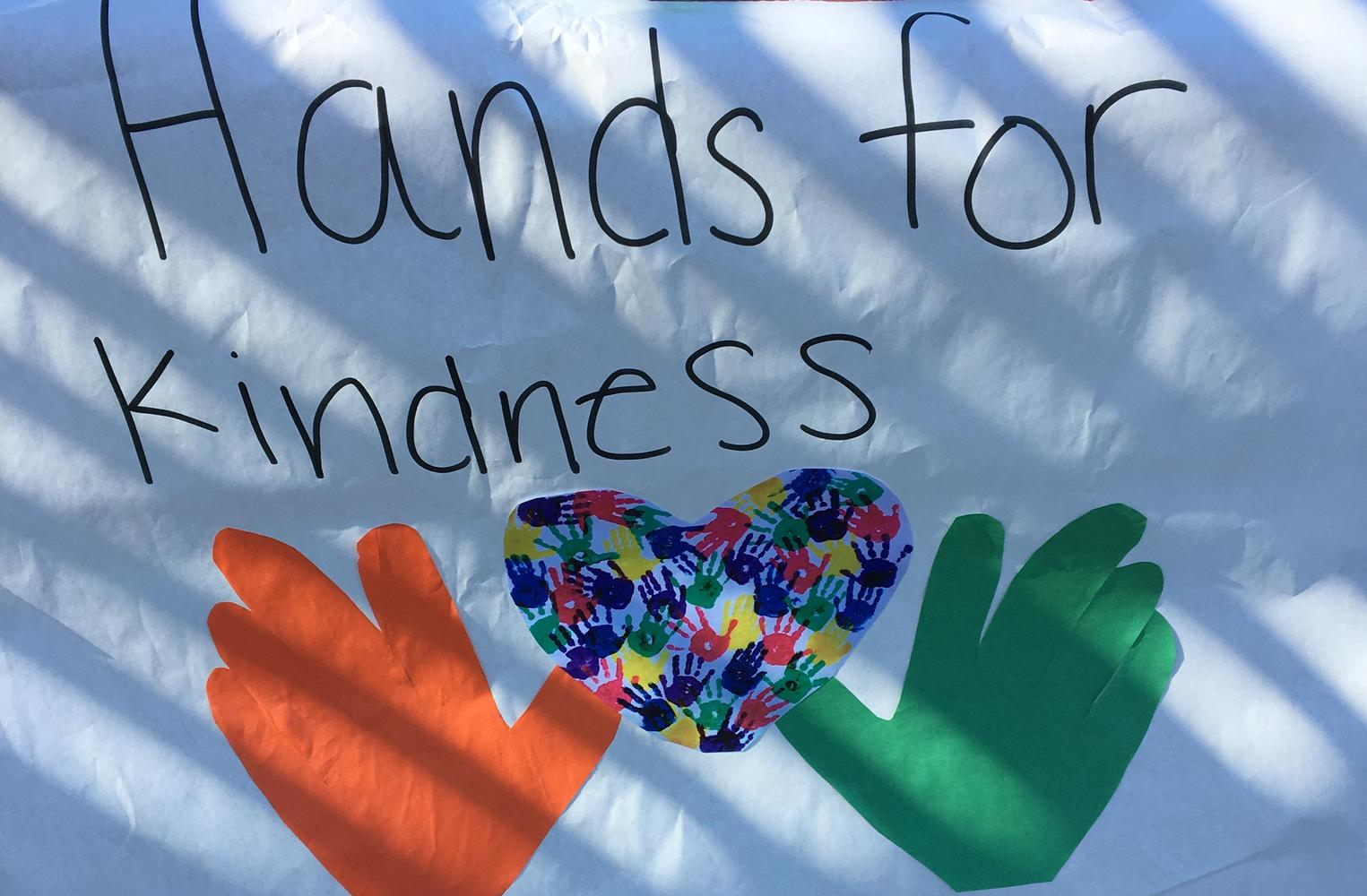 hands for kindness