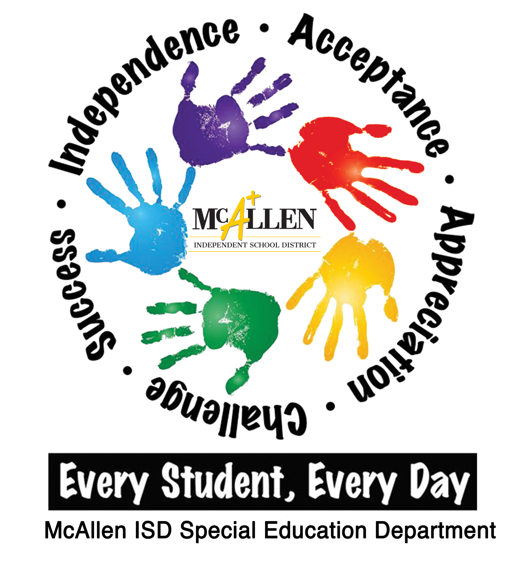 McAllen ISD Special Education Logo