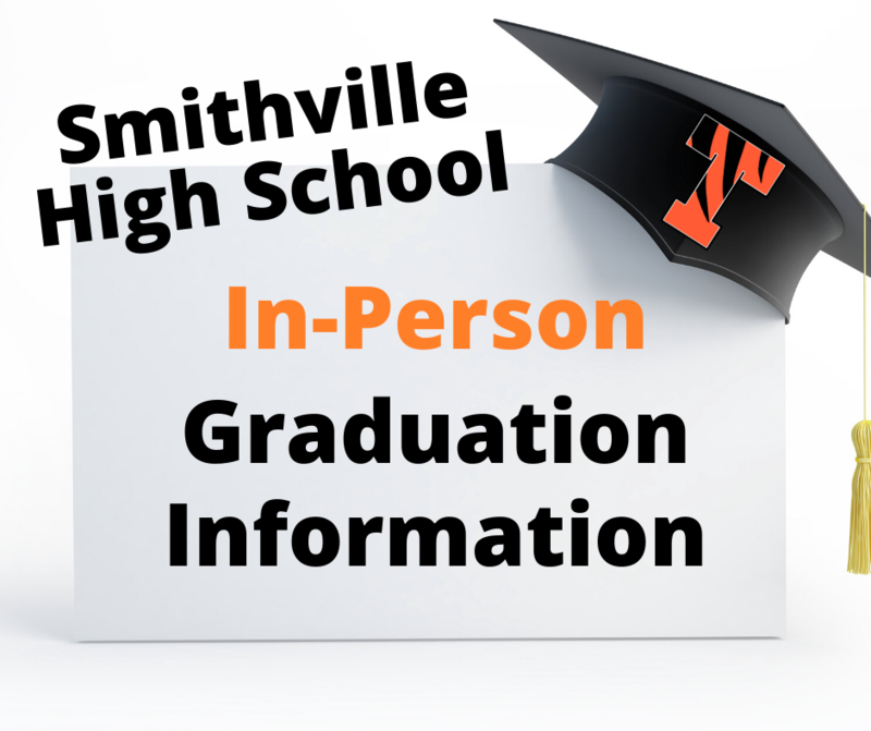 In-person Graduation Information