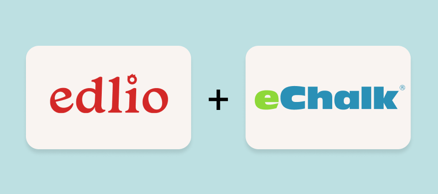 Edlio Acquires eChalk