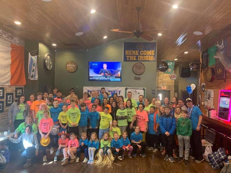 Congratulations to Parker's Party, who raised over $17,000 for Special Olympics! Featured Photo