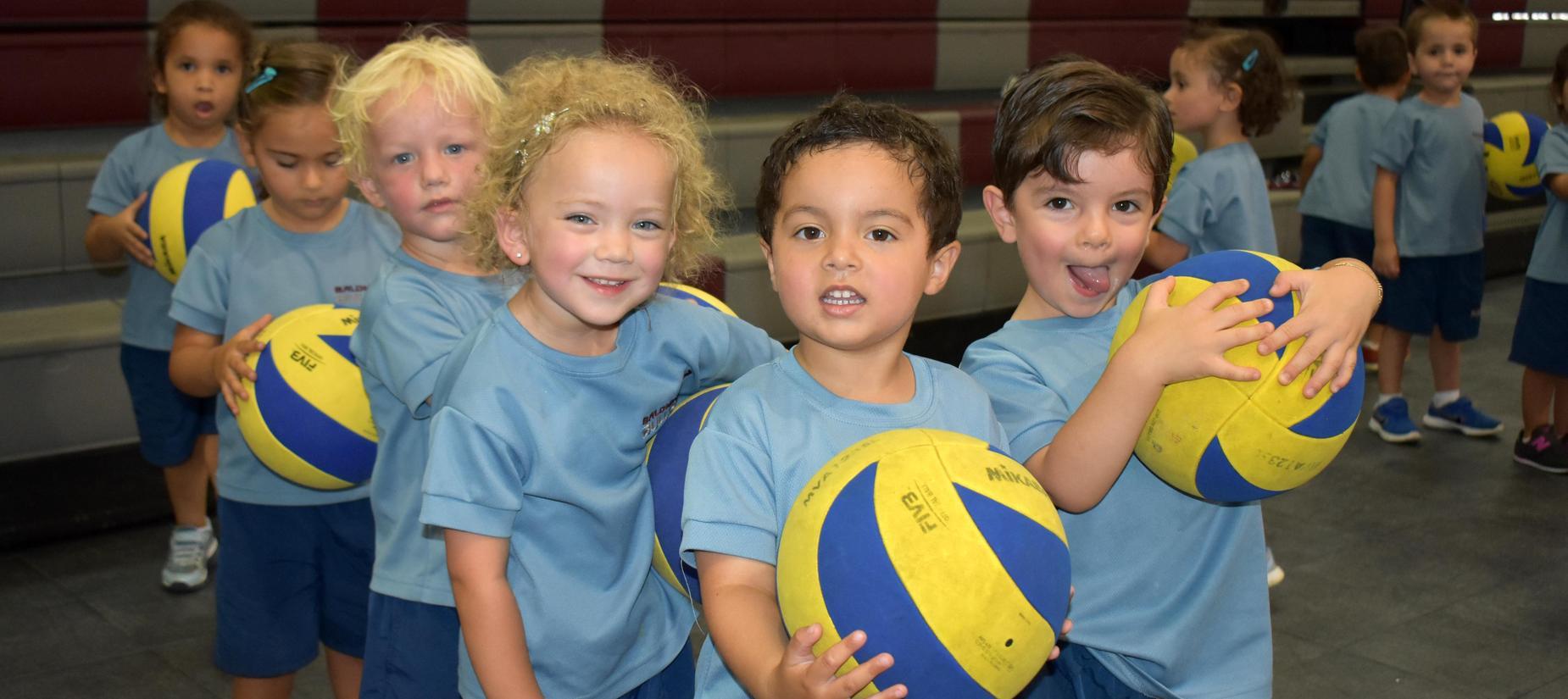 Preschool program at The Baldwin School of Puerto Rico