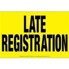 Late Registration Featured Photo