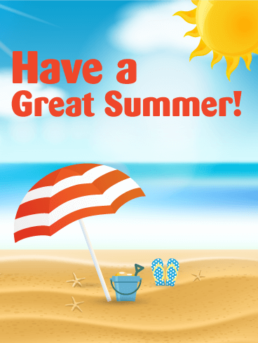 Summer Greetings from Dr. Westbrook Featured Photo