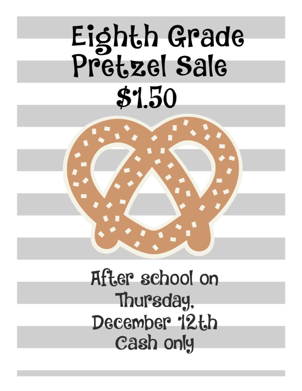 Pretzel Sales $1.50 Featured Photo
