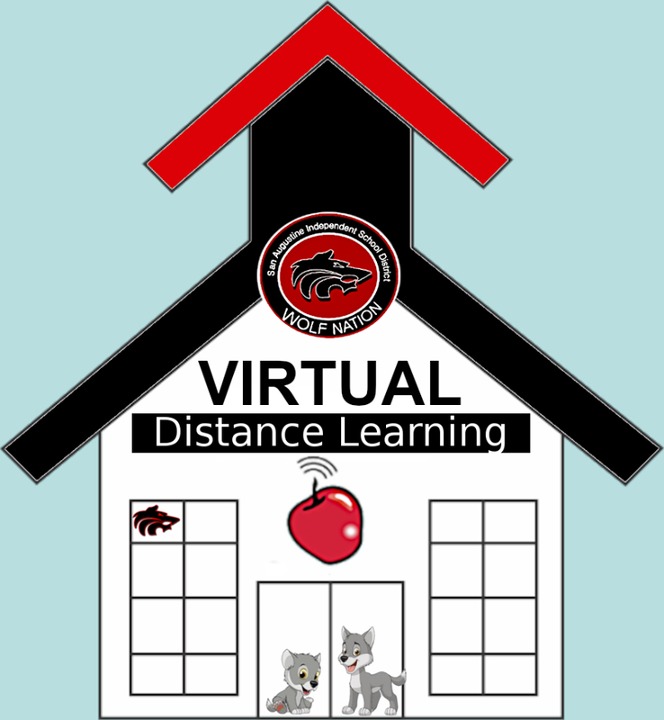 Virtual School Schoolhouse Logo