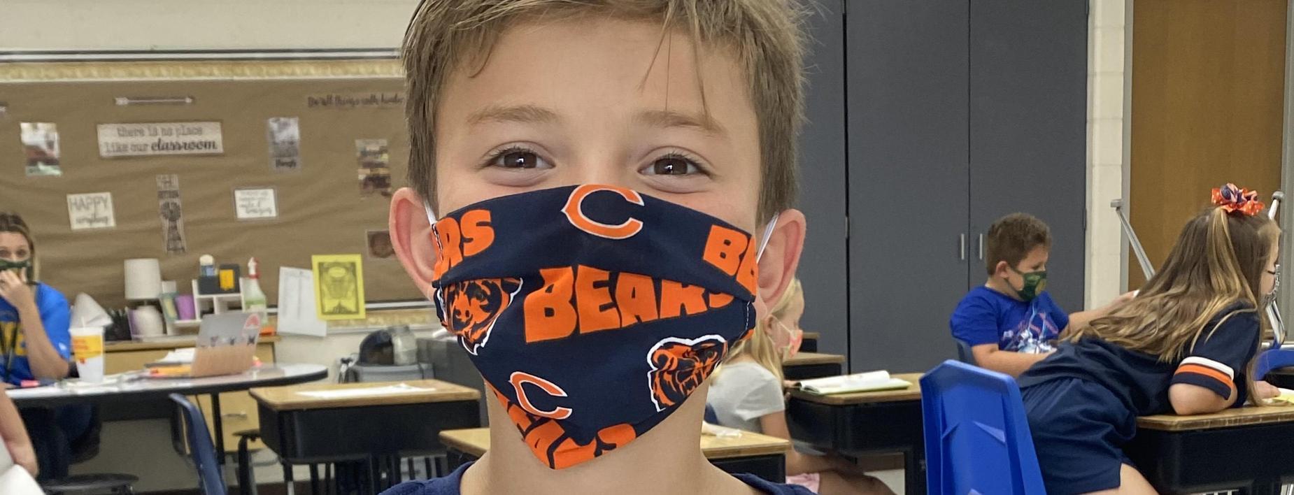 Bears fan