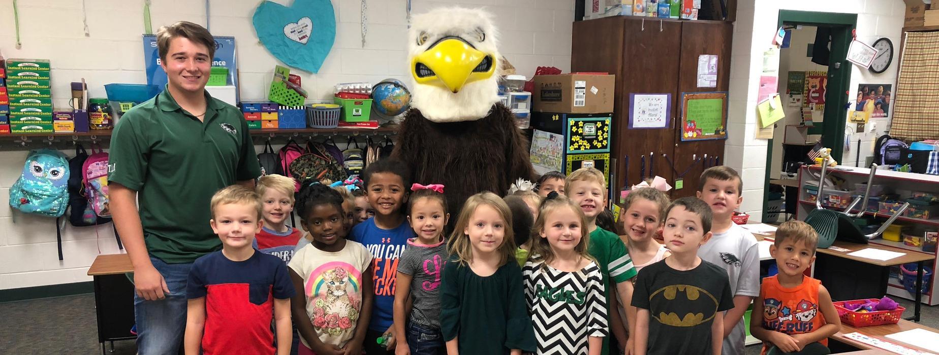 Eagle Buddies