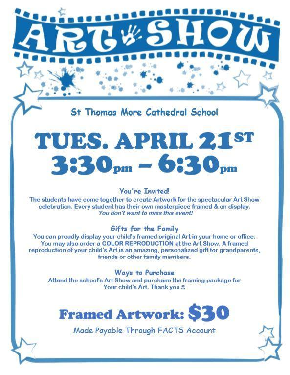 STM annual student art exhibition