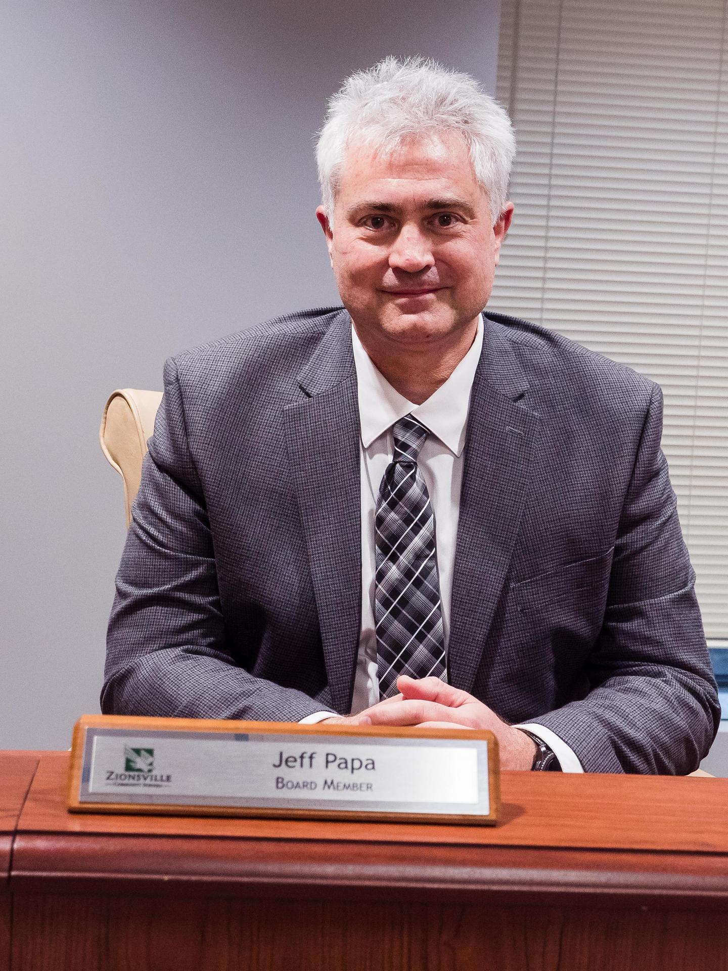 Dr. Jeff Papa