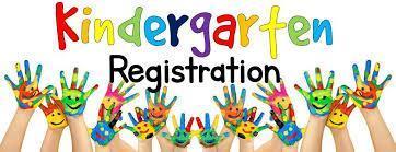 Kindergarten Registration for the 2019-2020 School Year Thumbnail Image