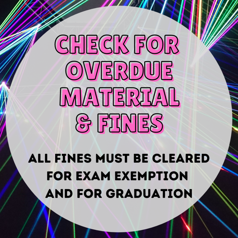 Exam Exemption Information Featured Photo