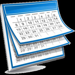 Calendar Clipart 3600.png