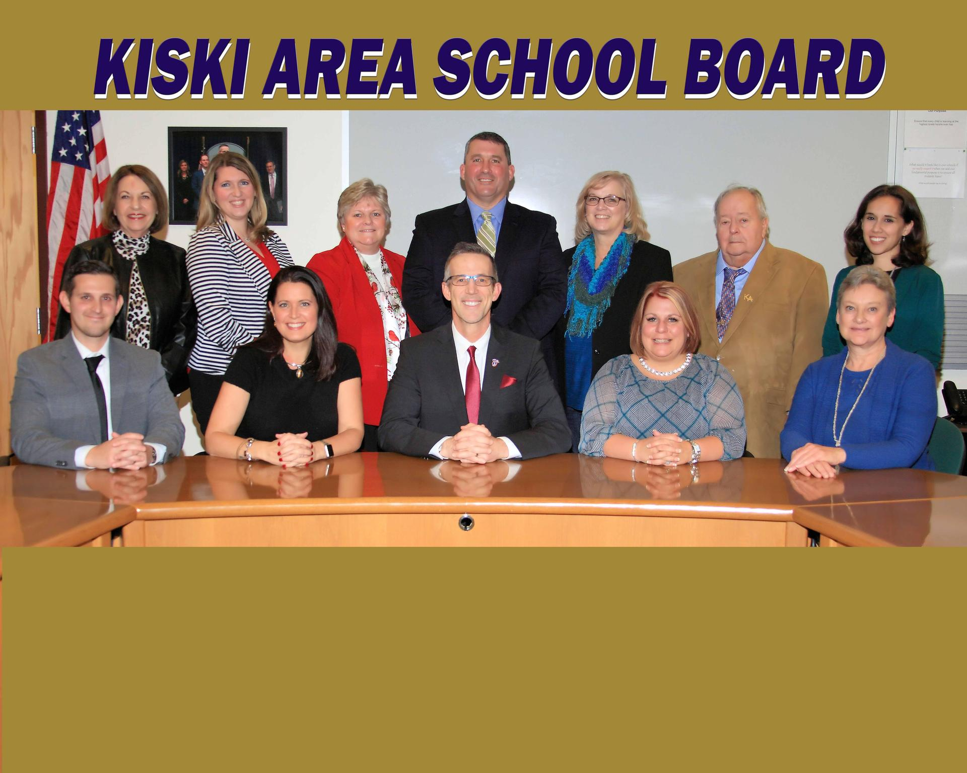 School Board – School Board – Kiski Area School District