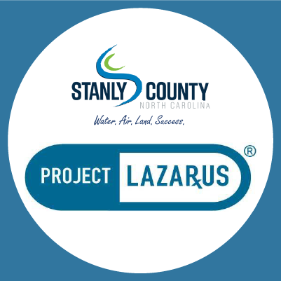 Stanly County Project Lazarus logo