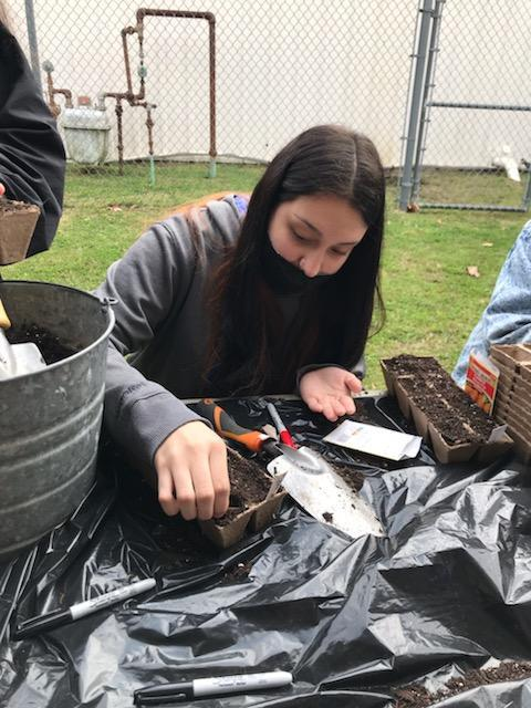 Horizon Academy Preparing Spring Garden Featured Photo