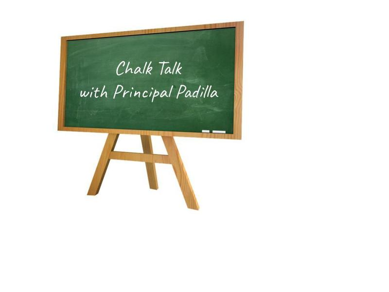 Principal Padilla Starts a New Podcast Featured Photo