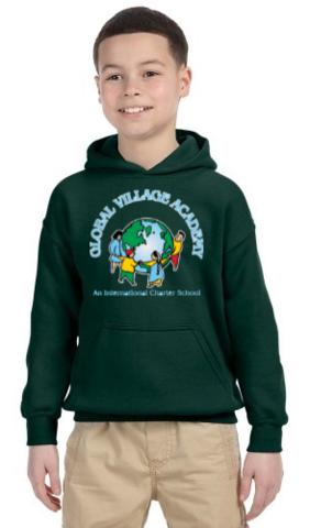 boy in GVA sweatshirt