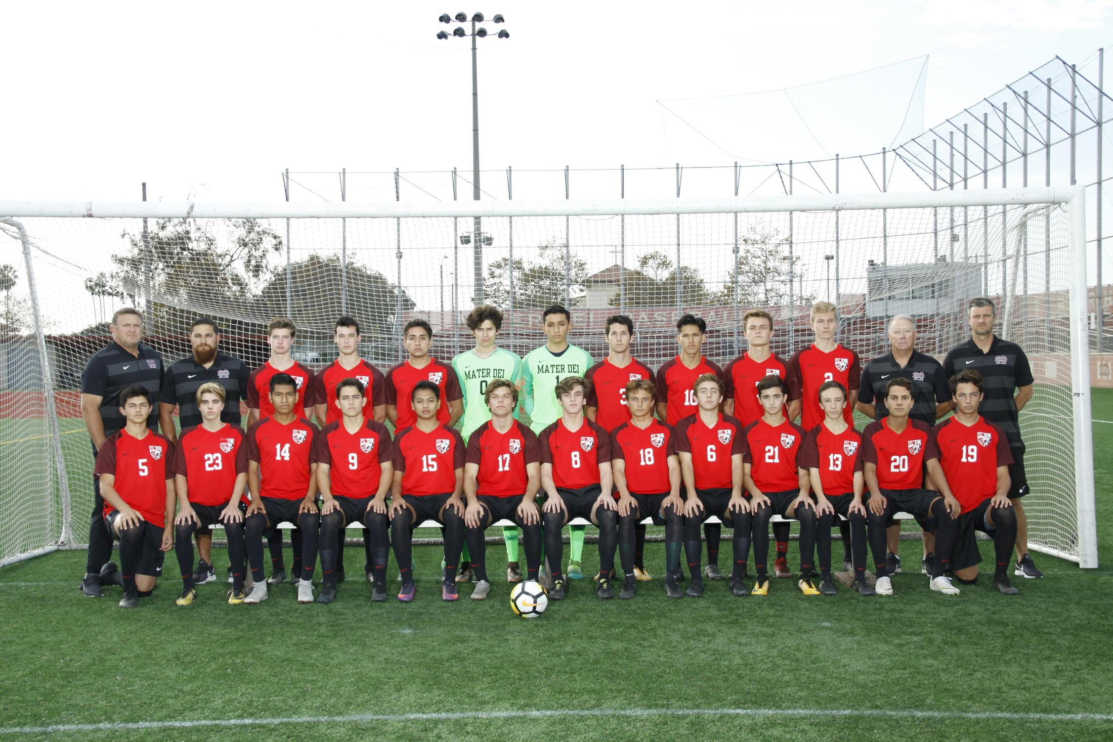 Md Soccer Soccer Mater Dei High School Athletics