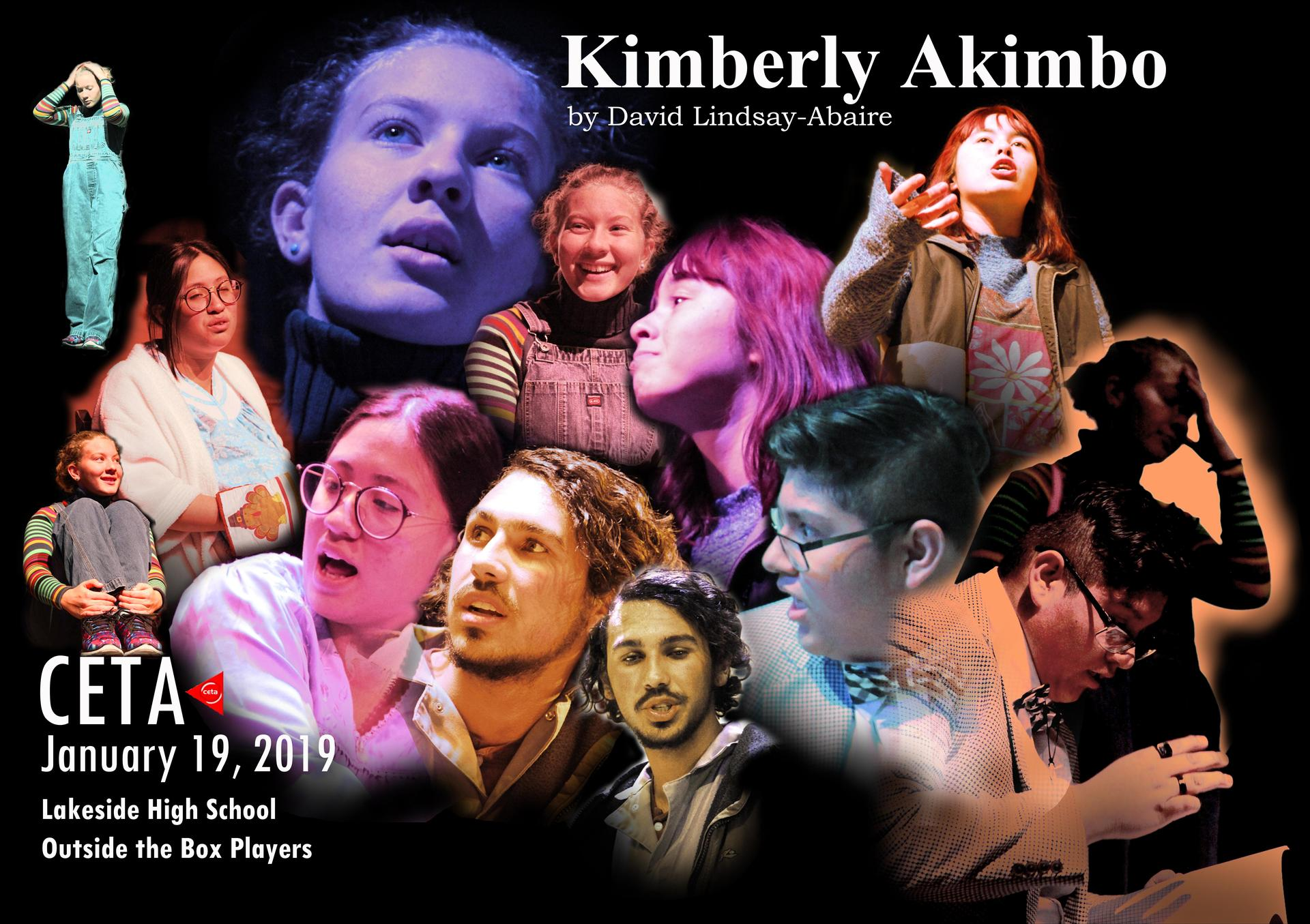 CAST PHOTO - Kimberly Akimbo