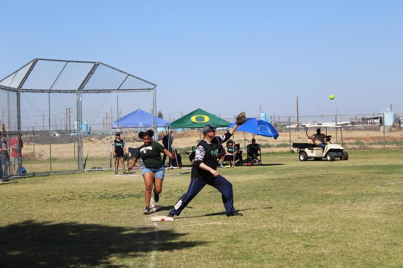 Staff vs. Students Softball Game Thumbnail Image