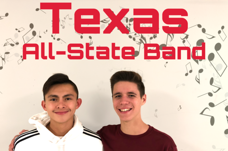 FHS students receive all state in band