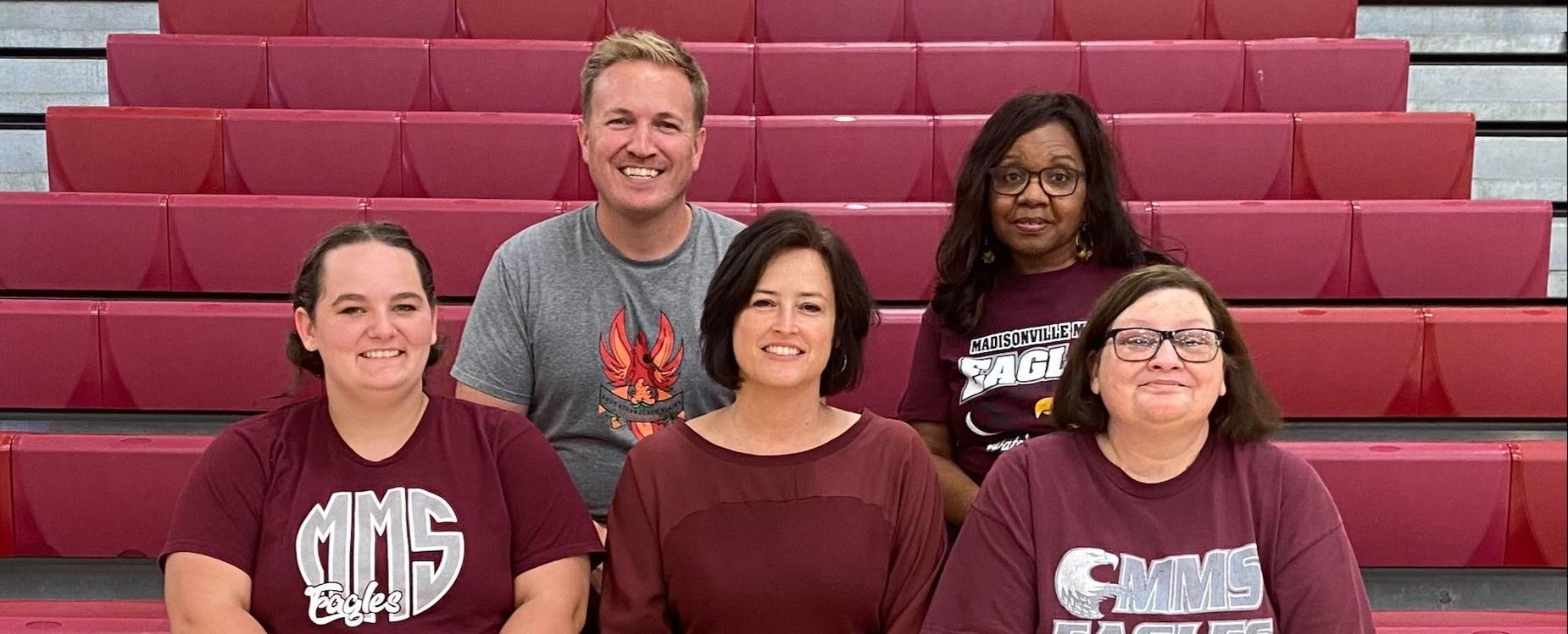 Special Ed Staff