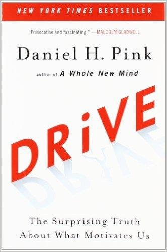 Drive: The Surprising Truth about What Motivates Us by Dan Pink