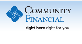 Community Financial Credit Union Logo