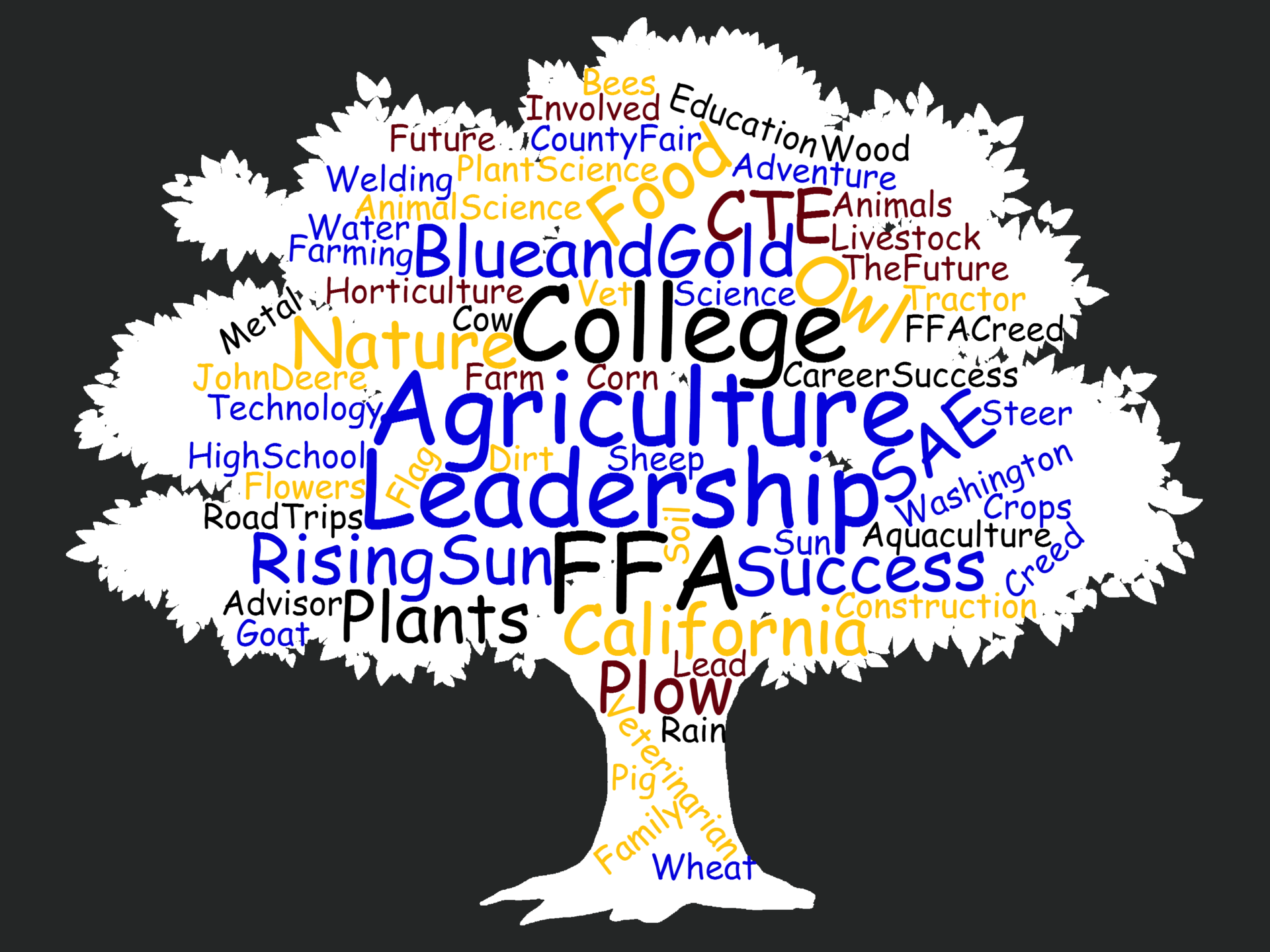 WV FFA. Growing tomorrow's leaders today.