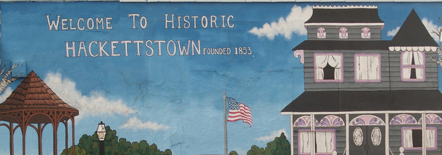 Historic Hackettstown