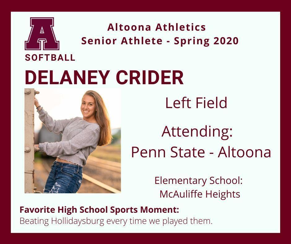 Delaney Crider