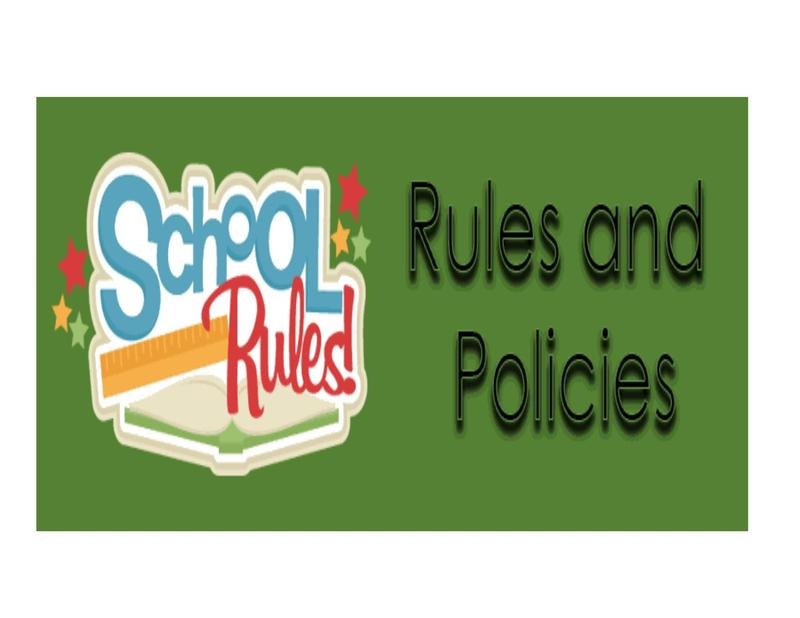 LIBERTY HIGH SCHOOL SCHOOL RULES AND POLICIES  DURING DISTANCE LEARNING Thumbnail Image