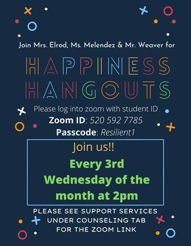 Happiness Hangouts