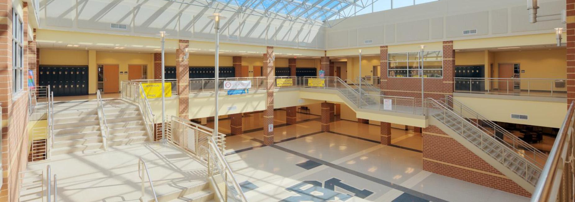 RMHS Atrium