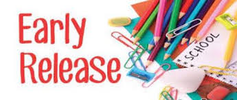 Image of Early Release Sign