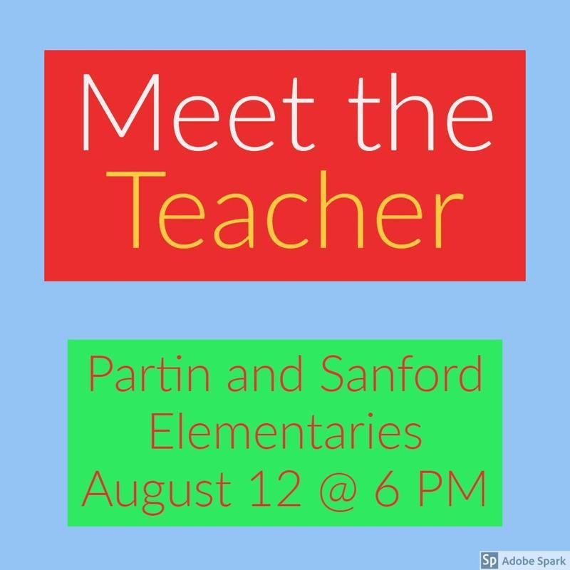Elementary Meet the Teacher Night Thumbnail Image