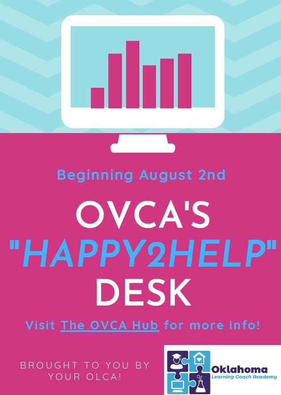 Reminder: OLCA Happy2Help Desk AND New LC Bootcamp August 2-5 Featured Photo