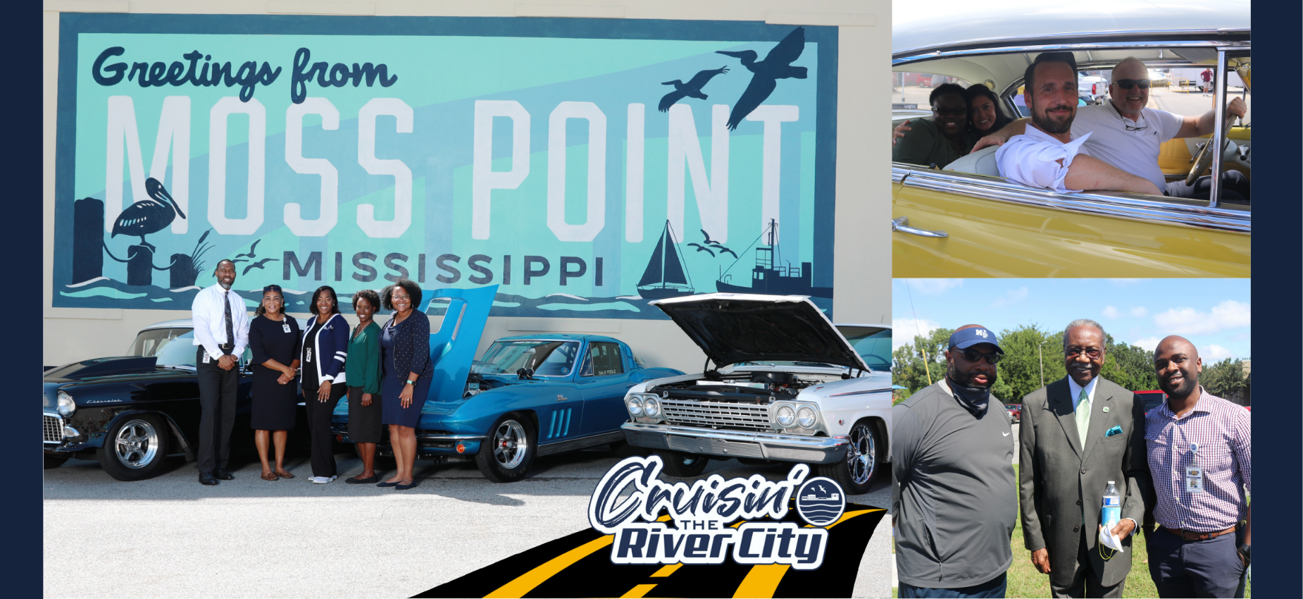 Cruising The River City with MPSD - 2021