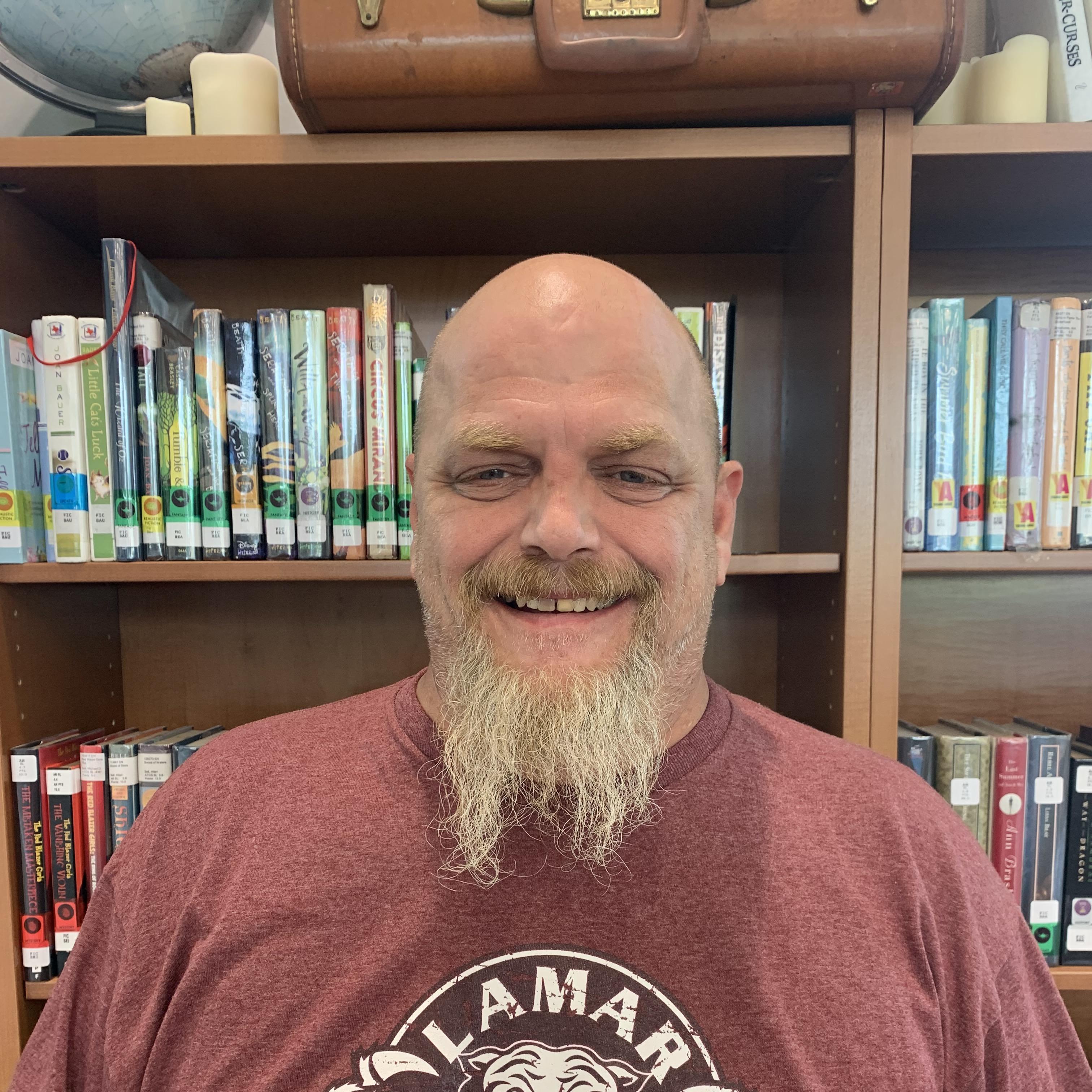 Richard Jackson's Profile Photo
