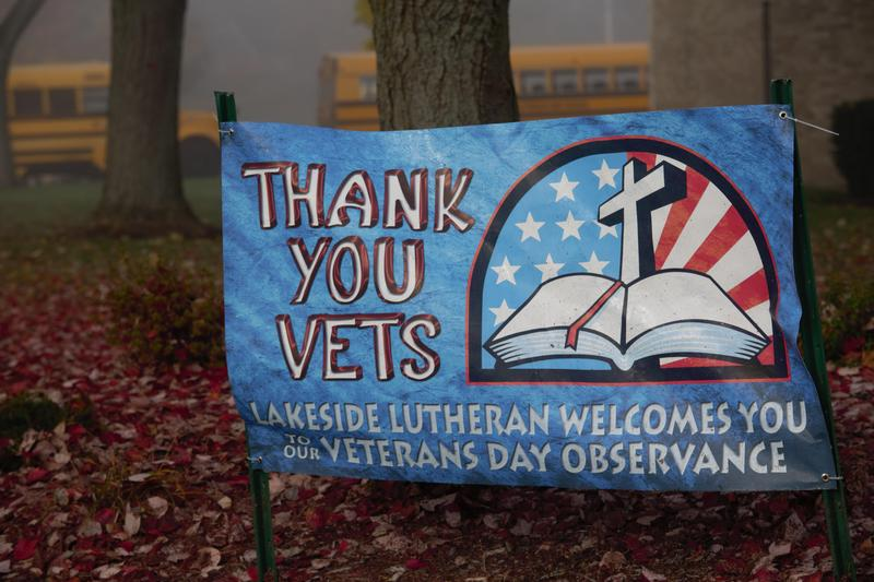 Veterans Day Observance Featured Photo