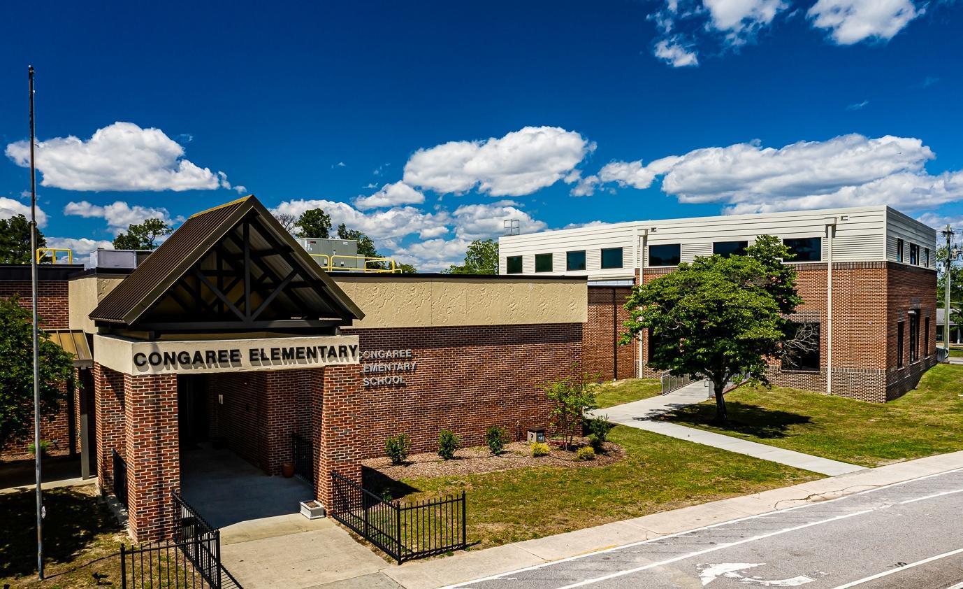 Congaree Elementary New Cafetorium & Kitchen Addition