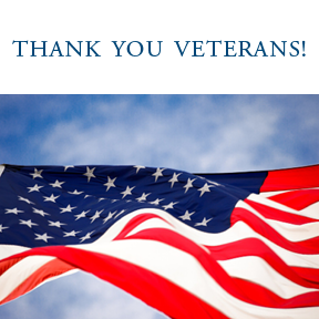St. Timothy's thanks veterans for their service.