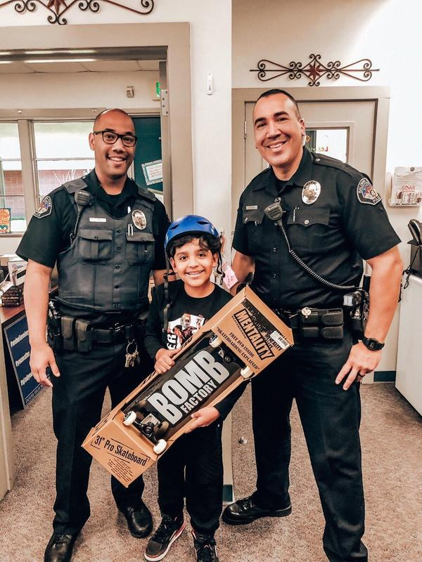 National Night Out Winner Featured Photo