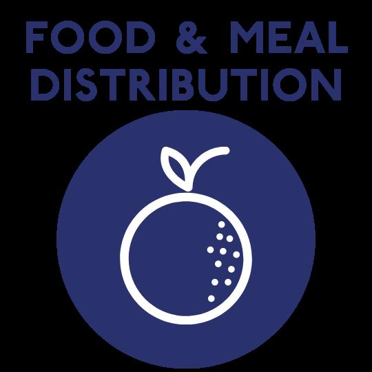 food and meal distribution