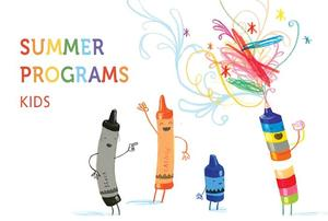 SCLD Summer Programs for Kids