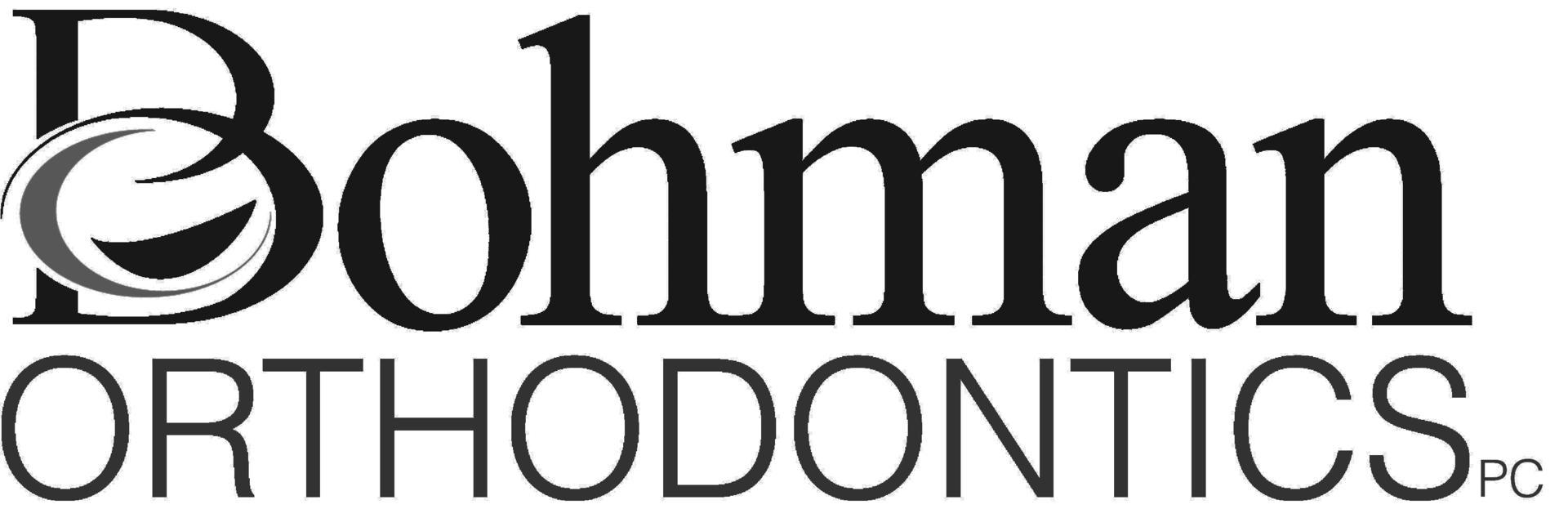 Bohman orthodontics logo