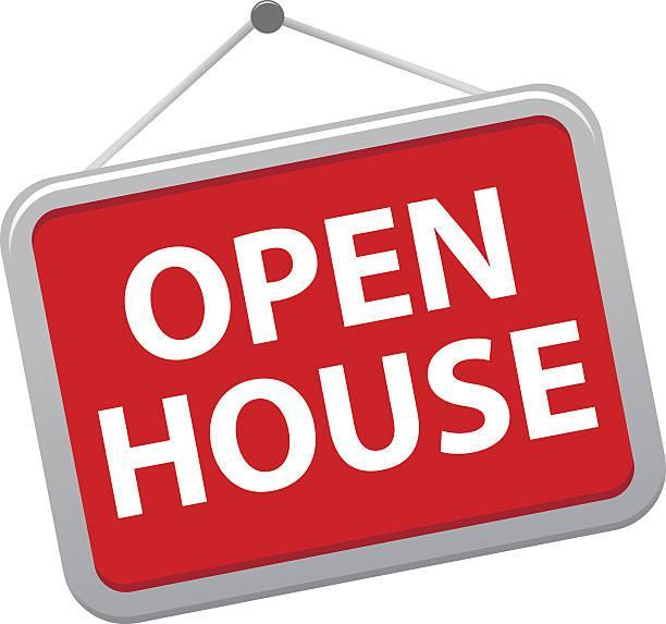 open house clipart